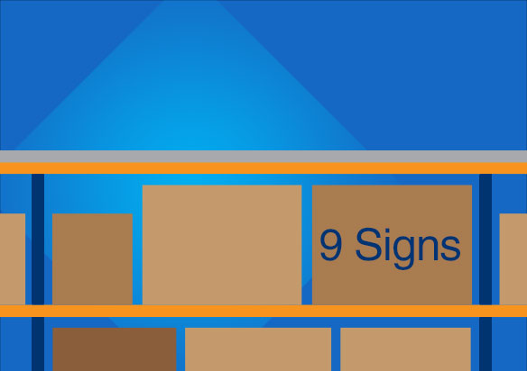 Infographic: 9 Signs You Need to Slot Your Warehouse