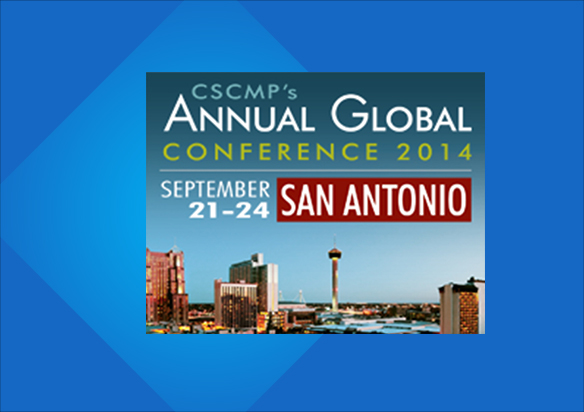 CSCMP Annual Conference 2014