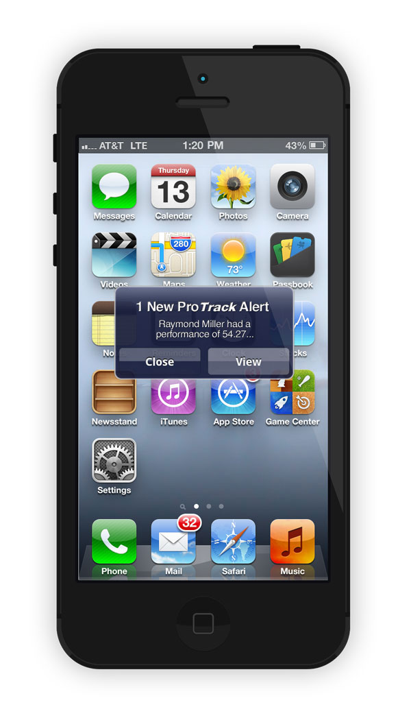 ProTrack Labor Management System and Mobile App