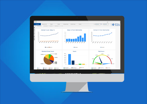 TZA Announces Enhanced Pro<i>Track</i>  Enterprise Dashboard Functionality