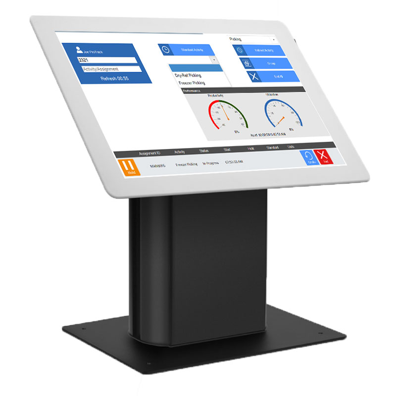 Labor Management System Kiosk
