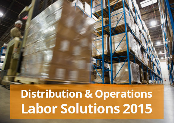 TZA Sponsors The Distribution & Operations Labor Solutions Conference 2015: June 23 - 24