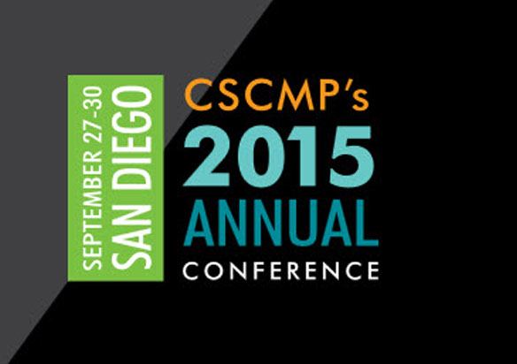 Join TZA at the 2015 CSCMP Global Annual Conference: Sept 27 - 29