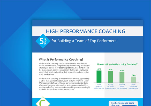 5 Steps to High Performance Coaching