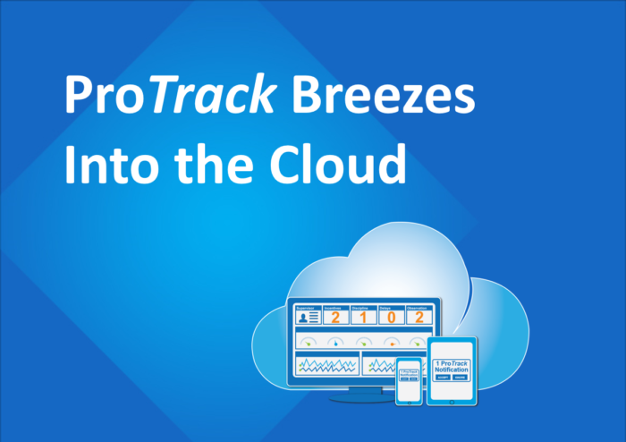 ProTrack has now been upgraded to the Google Cloud Compute Engine.