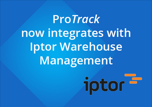 ProTrack Integrates with Iptor WMS