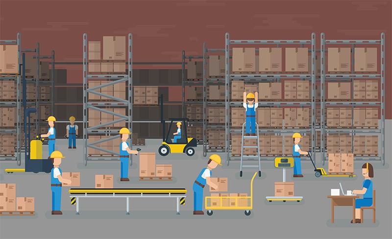 MMH - Labor Management and Slotting